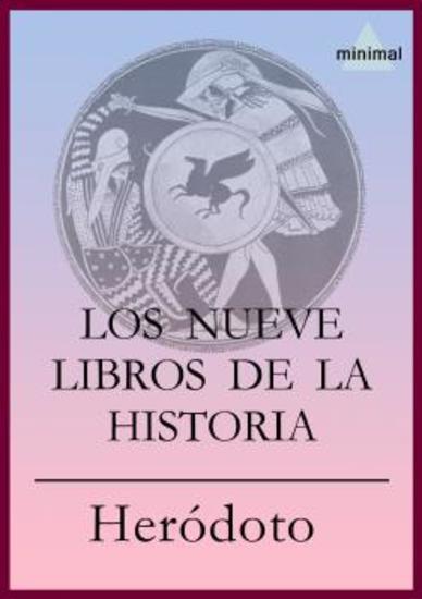 Los nueve libros de la historia - cover