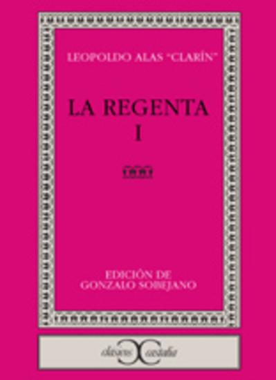 Regenta la (i) - cover