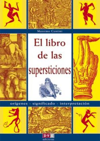El libro de las supersticiones - cover