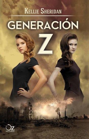 Generación Z - cover