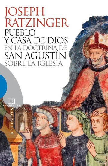 Pueblo y casa de Dios en la doctrina de san Agustín sobre la Iglesia - cover