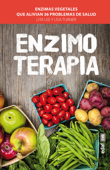 Enzimoterapia - cover