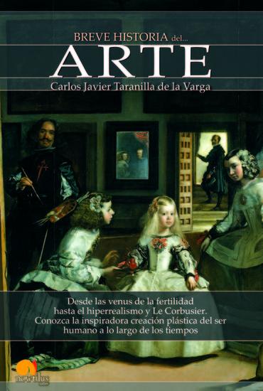 Breve historia del Arte - cover