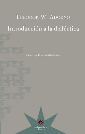 Introducción a la dialéctica - cover