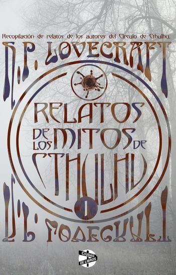 Relatos de los mitos de Cthulhu (1) - cover