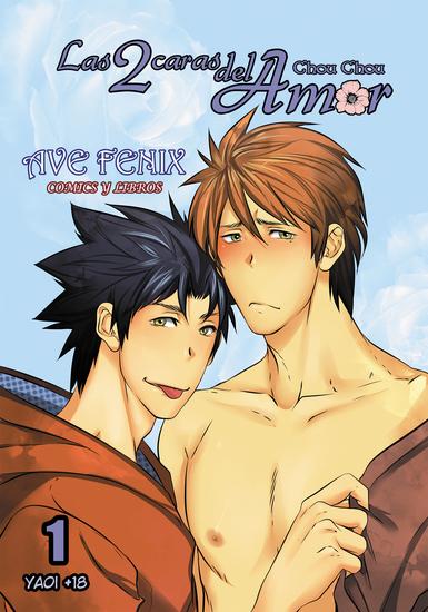 Las 2 caras del Amor Nº1 - Yaoi Manga - cover
