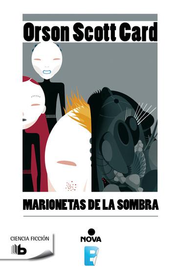 Marionetas de la sombra - La saga de Ender Vol 6 - cover