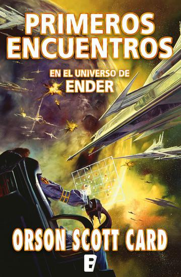 Primeros encuentros - En el universo de Ender - cover