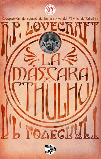 La máscara de Cthulhu - cover