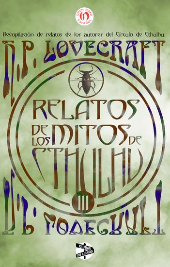 Relatos de los mitos de Cthulhu - Volumen tres - cover