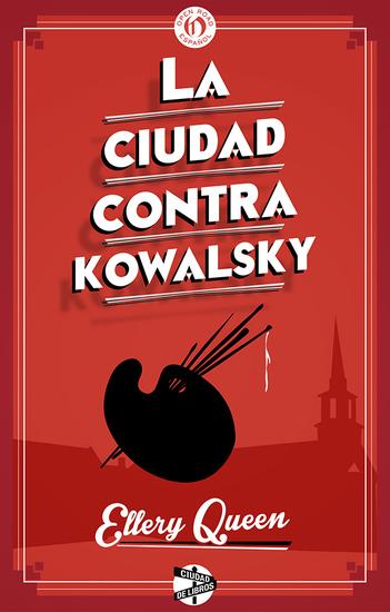 La ciudad contra Kowalsky - cover