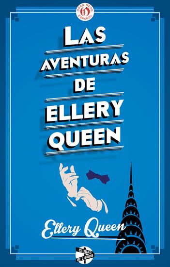 Las aventuras de Ellery Queen - cover