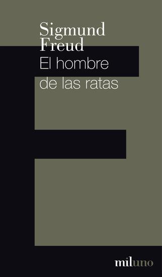 El hombre de las ratas - cover