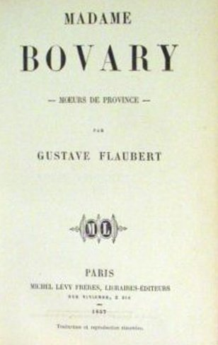 gustave flaubert and his madame bovary essay Madame bovary study guide contains a biography of gustave flaubert, literature essays, a complete e-text, quiz questions, major themes, characters, and a full summary and analysis.