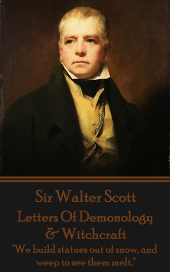 """Letters Of Demonology & Witchcraft - """"We build statues out of snow and weep to see them melt"""" - cover"""