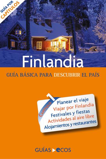 Finlandia Preparar el viaje: guía práctica - cover