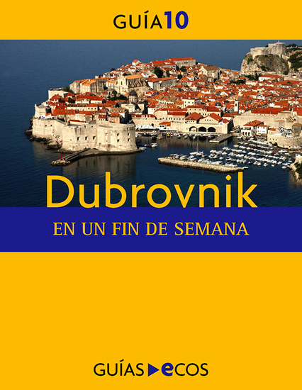 Dubrovnik En un fin de semana - cover