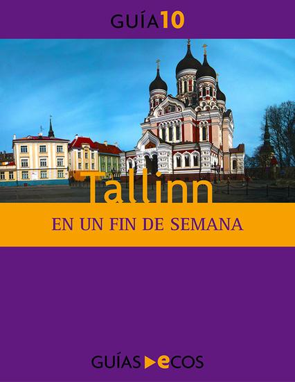 Tallinn En un fin de semana - cover