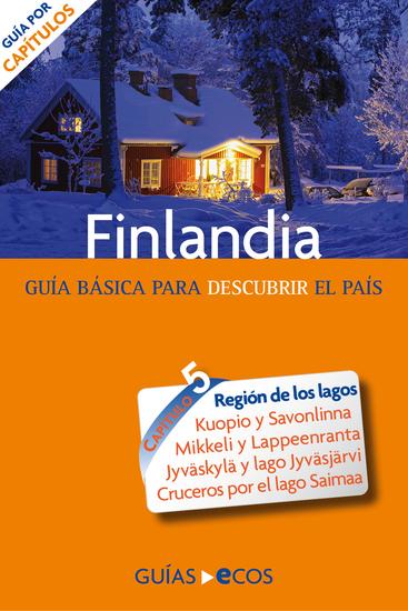Finlandia La región de los lagos - cover