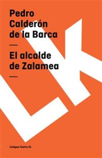 El alcalde de Zalamea - cover