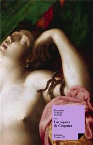 Los áspides de Cleopatra - cover
