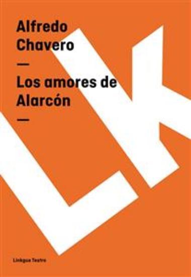 Los amores de Alarcón - cover