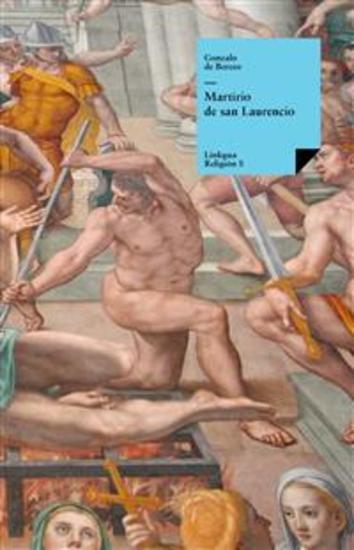 Martirio de san Laurencio - cover