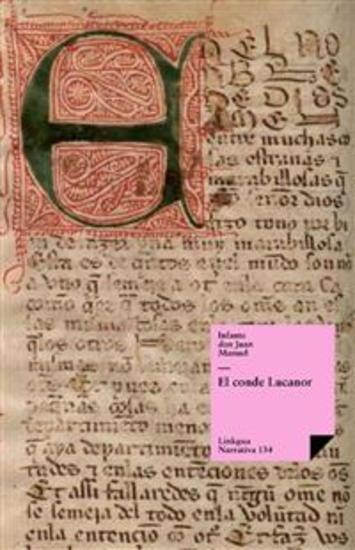 El conde Lucanor - cover