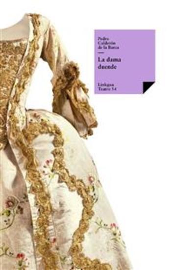 La dama duende - cover