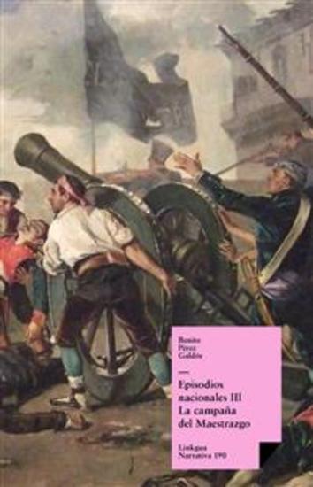 Episodios nacionales III La campaña del Maestrazgo - cover