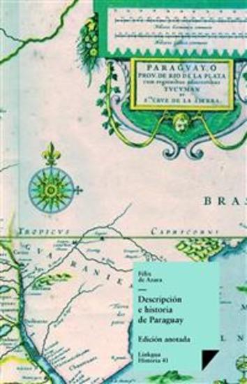 Descripción e historia de Paraguay - cover