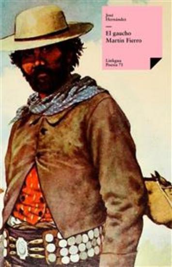El gaucho Martín Fierro - cover