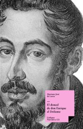 El doncel de don Enrique el Doliente - cover