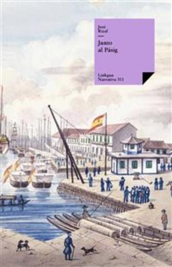 Junto al Pásig - cover