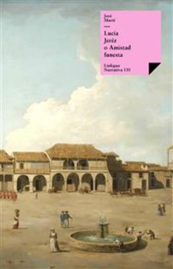 Lucía Jeréz Amistad funesta - cover