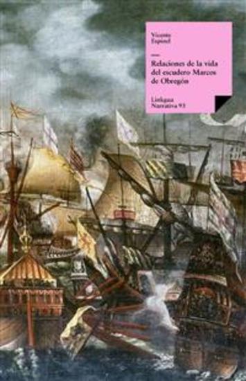 Vida del escudero Marcos de Obregón - cover