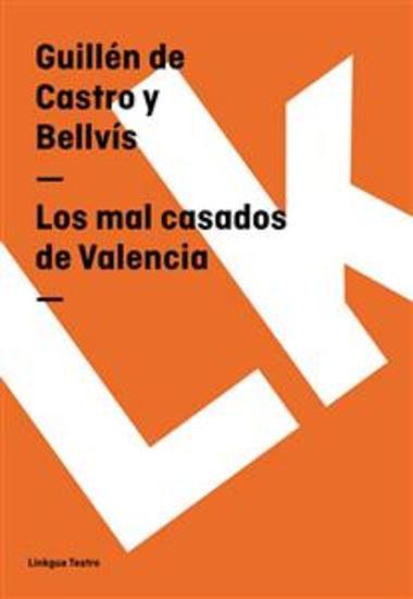 Los mal casados de Valencia - cover