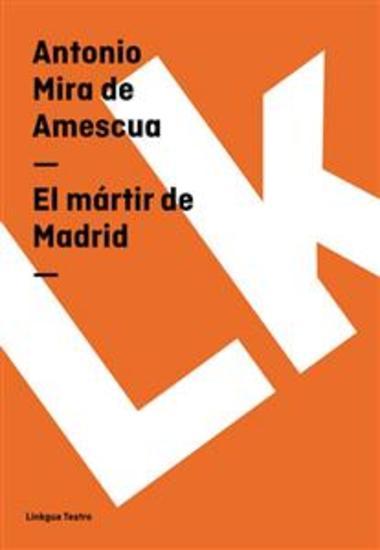 El mártir de Madrid - cover