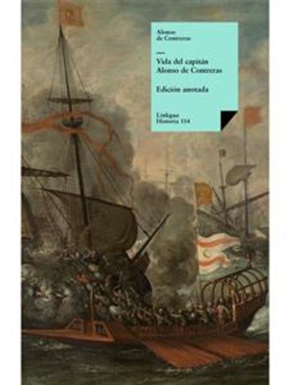 Vida del capitán Alonso de Contreras - cover