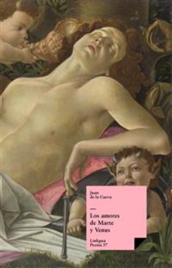 Los amores de Marte y Venus - cover