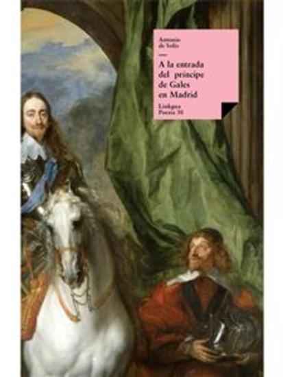 A la entrada del príncipe de Gales en Madrid por marzo del año 1623 - cover