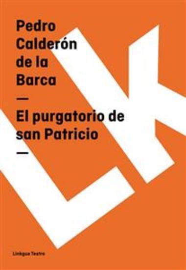 El purgatorio de san Patricio - cover