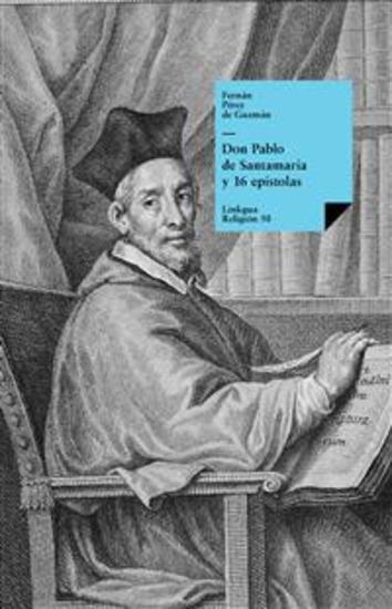 Don Pablo de Santamaría y 16 epístolas - cover
