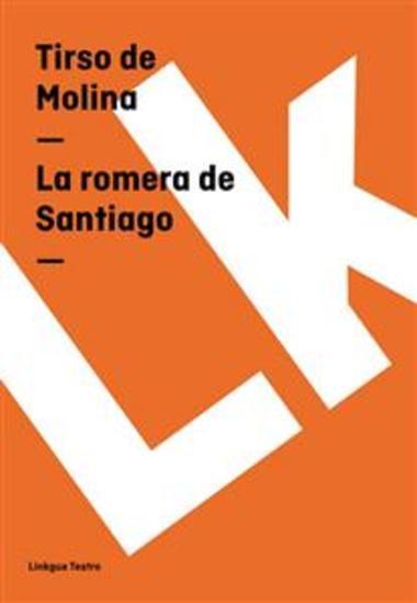 La romera de Santiago - cover