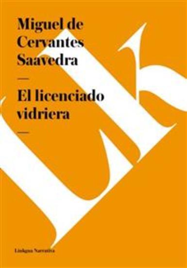 El licenciado vidriera - cover