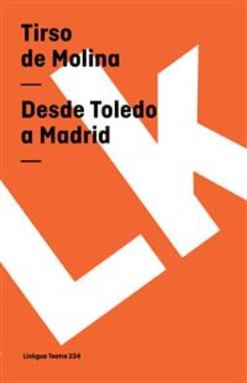 Desde Toledo a Madrid - cover
