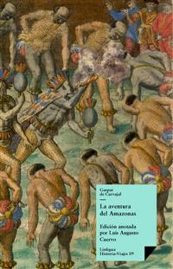 La aventura del Amazonas - cover