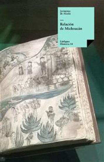 Relación de Michoacán - cover
