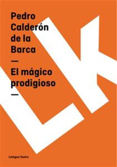 El mágico prodigioso - cover