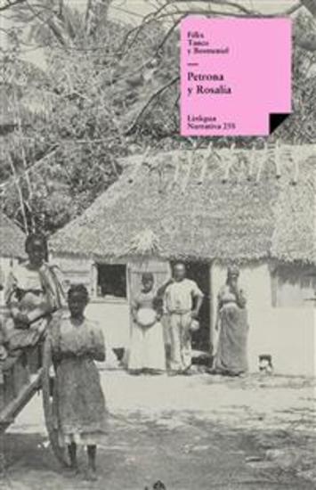 Petrona y Rosalía - cover